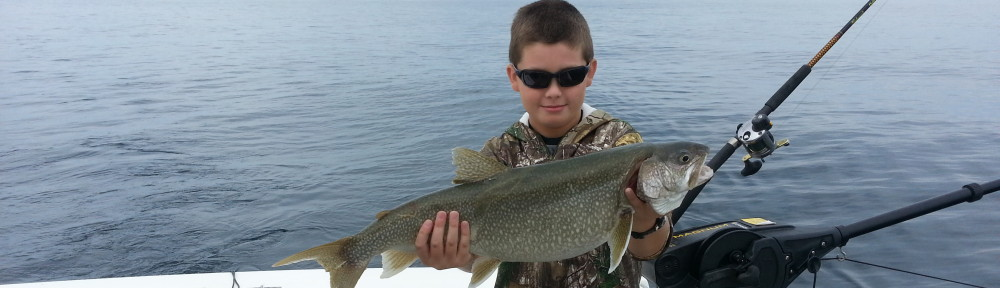Grand Marais Michigan Fishing Charters